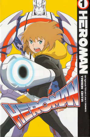 HeroMan, Volume 1