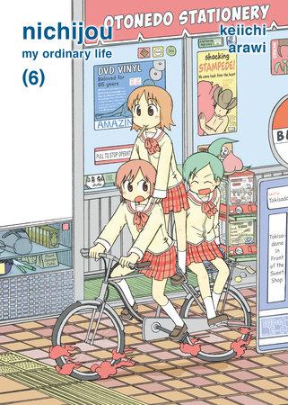 Nichijou, 6