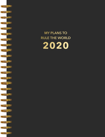 Rule the World 2020 Planner