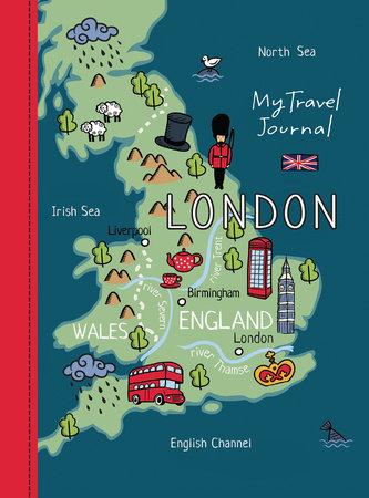 My Travel Journal, London