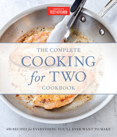 The Complete Cooking for Two Cookbook, Gift Edition