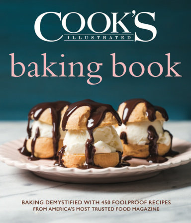 Cook's Illustrated Baking Book
