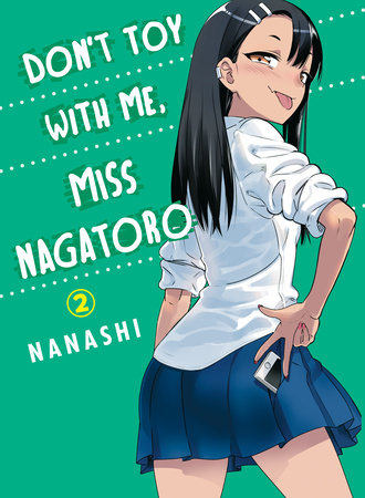 Don't Toy With Me, Miss Nagatoro, volume 2