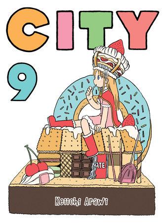 CITY, volume 9
