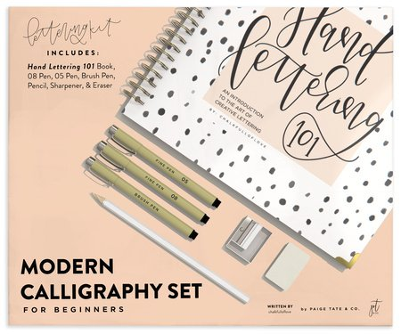 Modern Calligraphy Set for Beginners