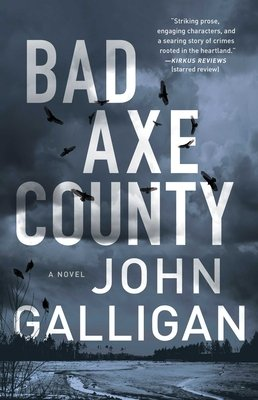 Cover of Bad Axe County, Volume 1