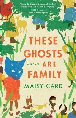 Cover of These Ghosts Are Family