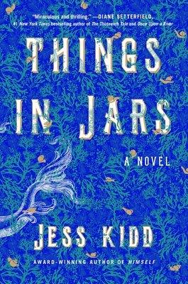 Cover of Things in Jars