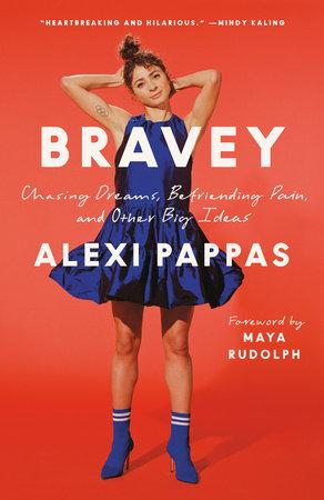Bravey book cover