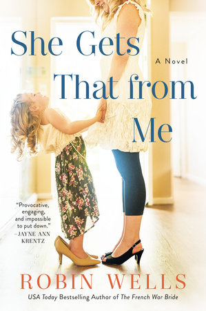 Cover image for She Gets That from Me