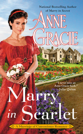 Cover image for Marry in Scarlet