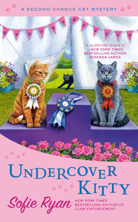 Cover image for Undercover Kitty