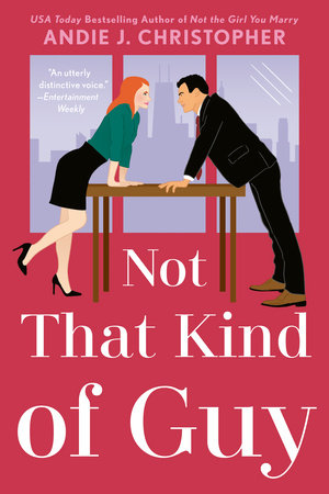 Cover image for Not That Kind of Guy