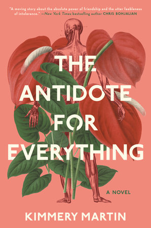 Cover image for The Antidote for Everything