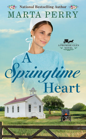 Cover image for A Springtime Heart