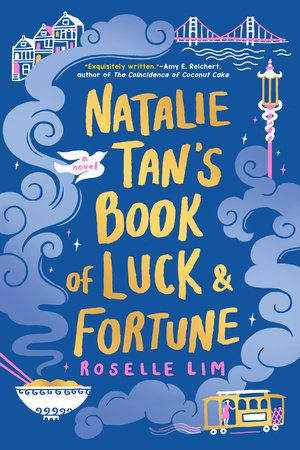Cover image for Natalie Tan's Book of Luck and Fortune