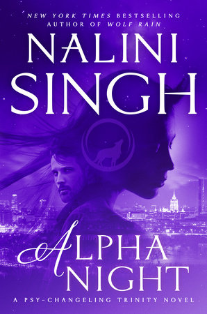 Cover image for Alpha Night