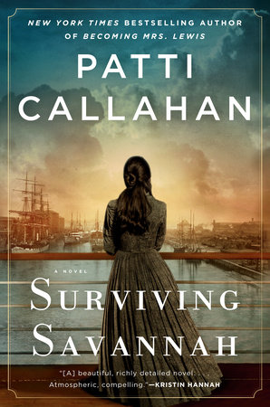 Cover image for Surviving Savannah