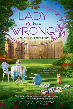 Cover image for Lady Rights a Wrong