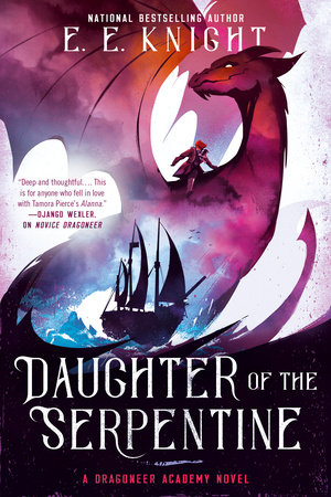Cover image for Daughter of the Serpentine