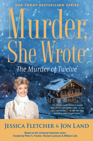 Cover image for Murder, She Wrote: The Murder of Twelve