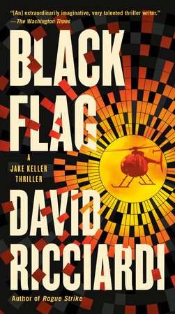 Cover image for Black Flag
