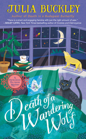 Cover image for Death of a Wandering Wolf