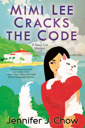 Cover image for Mimi Lee Cracks the Code