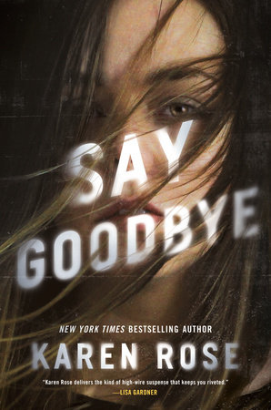 Cover image for Say Goodbye