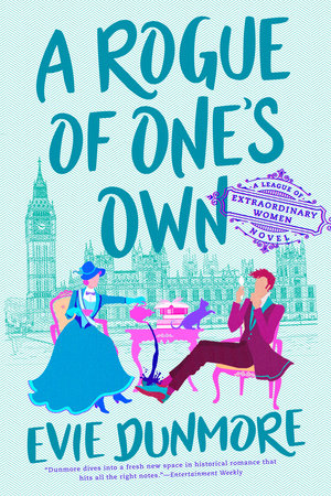 Cover image for A Rogue of One's Own