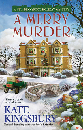 Cover image for A Merry Murder