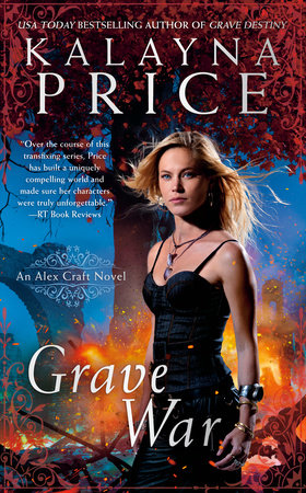 Cover image for Grave War