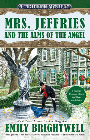 Mrs. Jeffries and the Alms of the Angel