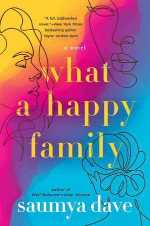 Cover image for What a Happy Family