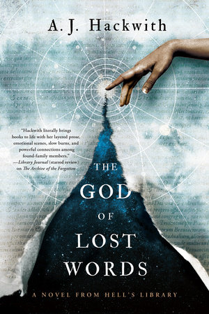 Cover image for The God of Lost Words