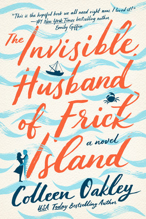 Cover image for The Invisible Husband of Frick Island