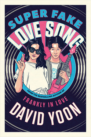 Cover image for Super Fake Love Song