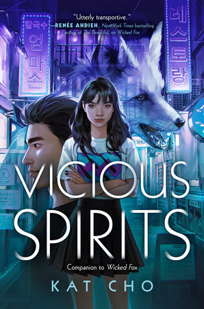 Cover image for Vicious Spirits