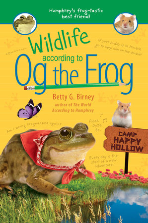 Wildlife According to Og the Frog