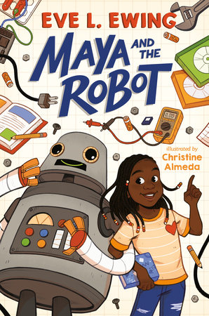 Maya and the Robot