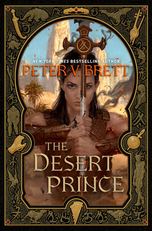 Cover image for The Desert Prince