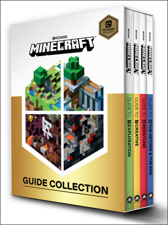 Minecraft: Guide Collection 4-Book Boxed Set | Penguin