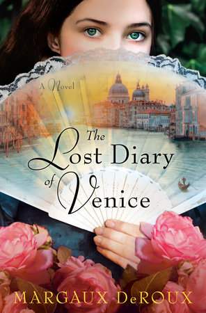 Cover image for The Lost Diary of Venice