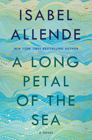 Cover image for A Long Petal of the Sea