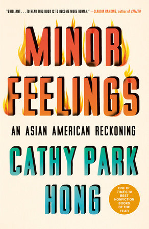 Minor Feelings book cover