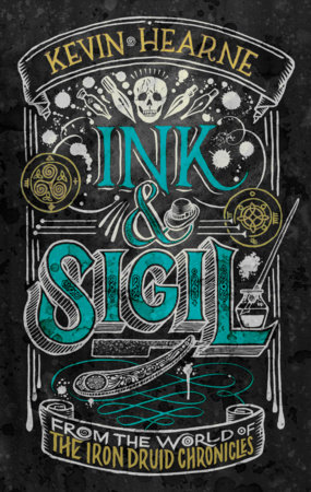 Cover image for Ink & Sigil