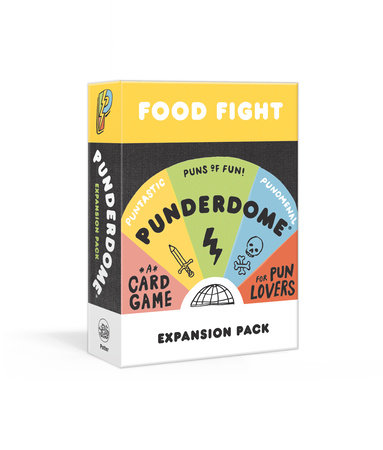 Punderdome Food Fight Expansion Pack