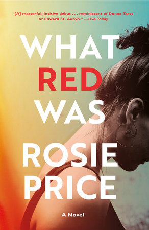 What Red Was book cover