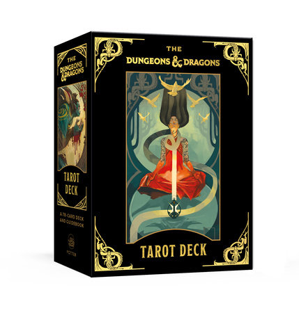 The Dungeons & Dragons Tarot Deck