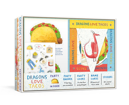Dragons Love Tacos Party-in-a-Box